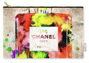 Chanel No. 5 Colored  Carry-all Pouch