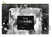 Chanel No. 5 Dark Carry-all Pouch