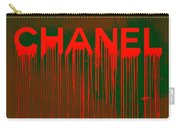 Chanel Plakative Fashion - Neon Weave Carry-all Pouch