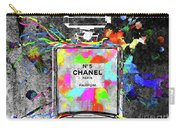 Chanel Rainbow Colors Carry-all Pouch