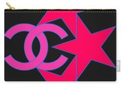 Chanel Stars-9 Carry-all Pouch