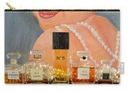 Chanels With Marilyn Monroe Carry-all Pouch