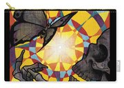 Change Mandala Carry-all Pouch by Deadcharming Art