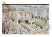 Changing Cityscape Slough Carry-all Pouch