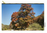 Changing Maple Colors Carry-all Pouch