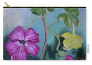 Channel Islands' Island Mallow Carry-all Pouch