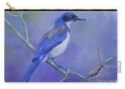 Channel Island's Scrub-jay Carry-all Pouch