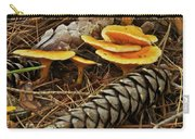 Chanterell Mushrooms  Carry-all Pouch