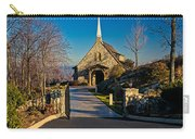 Chapel At Glassy Carry-all Pouch