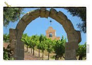 Chapel Hill Vineyard Carry-all Pouch