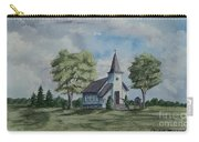 Chapel In Summer Carry-all Pouch