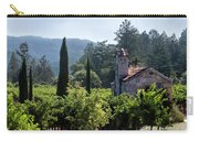 Chapel In The Napa Valley Vineyards Carry-all Pouch