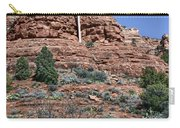 Chapel Of The Holy Cross - Arizona Carry-all Pouch