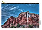 Chapel Of The Rock Carry-all Pouch