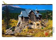 Chapel On The Rock  Carry-all Pouch