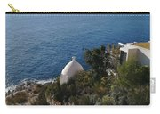 Chapel Over The Sea Carry-all Pouch