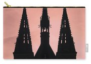Chapter Church Of St Peter And Paul Carry-all Pouch