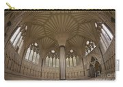 Chapter House, Wells Cathedral, Somerset Uk Carry-all Pouch