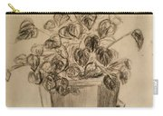 Charcoal Planter Carry-all Pouch