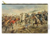 Charge Of The Seventh Cavalry Carry-all Pouch