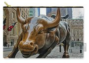 Charging Bull 4 Carry-all Pouch