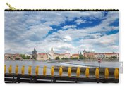 Charles Bridge And Penguines Carry-all Pouch