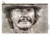 Charles Bronson, Actor Carry-all Pouch
