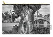 Charles Buddy Bolden - New Orleans - Bw Carry-all Pouch