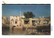 Charles Emile De Tournemine Carry-all Pouch