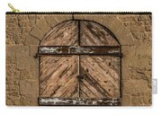 Charles Goodnight Barn Doors Carry-all Pouch