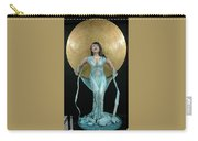 Charles Hall - Creative Arts Program - Full Moon Carry-all Pouch