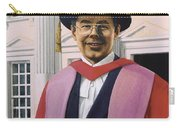 Charles Harpum Receiving Doctorate Of Law Carry-all Pouch