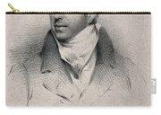 Charles Hatchett, English Chemist Carry-all Pouch