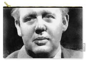 Charles Laughton Vintage Actor Carry-all Pouch