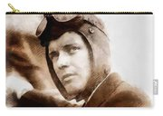 Charles Lindbergh, Aviator Carry-all Pouch