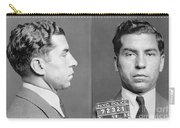 Charles Lucky Luciano Carry-all Pouch