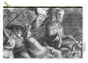 Charles Martel, Battle Of Tours, 732 Carry-all Pouch