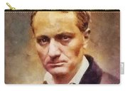 Charles Pierre Baudelaire, Literary Legend Carry-all Pouch