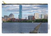Charles River Boston Ma Crossing The Charles Carry-all Pouch