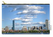 Charles River Cloud Stack Boston Ma Carry-all Pouch