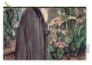 Charles Robert Darwin Carry-all Pouch by John Collier