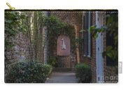 Charleston Brick Alley Carry-all Pouch