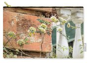 Charleston Climbing Rose Carry-all Pouch