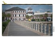 Charleston High Battery Side Walk Carry-all Pouch