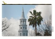 Charleston Historic Church Bell Tower Carry-all Pouch