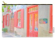 Charleston Sc Catfish Row Carry-all Pouch