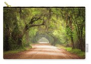 Charleston Sc Edisto Island Dirt Road - The Deep South Carry-all Pouch