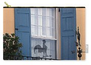 Charleston Weathervane Reflection Carry-all Pouch