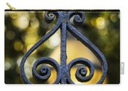Charleston Wrought Iron Carry-all Pouch