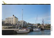 Charlestown Harbour Cornwall Carry-all Pouch